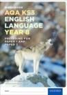 Image for AQA KS3 English Language: Key Stage 3: Year 8 test workbook