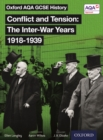 Image for Conflict and tension 1918-1939