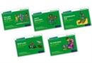 Image for Read Write Inc. Phonics: Green Set 1A Storybooks Mixed Pack of 5