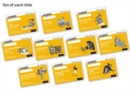 Image for Read Write Inc. Phonics: Black and White Yellow Set 5 Storybooks Pack of 100