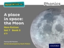 Image for A place in space  : the moon