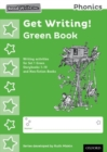 Image for Read Write Inc. Phonics: Get Writing! Green Book Pack of 10