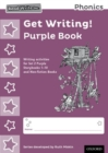 Image for Read Write Inc. Phonics: Get Writing! Purple Book Pack of 10