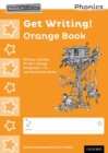 Image for Read Write Inc. Phonics: Get Writing! Orange Book Pack of 10