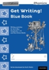 Image for Read Write Inc. Phonics: Get Writing! Blue Book Pack of 10