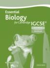 Image for Essential biology for Cambridge IGCSE workbook