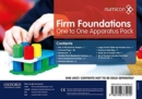 Image for Numicon: Firm Foundations One to One Apparatus Pack