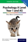 Image for A level Year 1 and AS psychology  : the mini companion for AQA