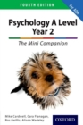 Image for A level year 2 psychology  : the mini companion