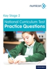 Image for Numicon  : Key Stage 2 National Curriculum test practice questions