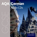 Image for AQA GCSE German for 2016: Audio CD pack