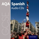 Image for AQA GCSE Spanish for 2016: Audio CD pack