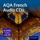 Image for AQA A LevelYear 1 and AS French audio CD pack