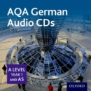 Image for AQA A level year 1 and AS German audio CD pack