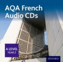 Image for FrenchAQA A level Year 2,: Audio CD pack
