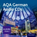 Image for GermanAQA A level Year 2,: Audio CD pack
