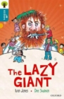 Image for Oxford Reading Tree All Stars: Oxford Level 9 The Lazy Giant : Level 9