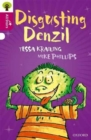 Image for Oxford Reading Tree All Stars: Oxford Level 10 Disgusting Denzil : Level 10