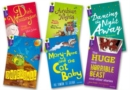Image for Oxford Reading Tree All Stars: Oxford Level 11: Pack 3a (Pack of 6)
