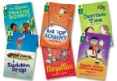 Image for Oxford Reading Tree All Stars: Oxford Level 12 : Pack of 6 (4)