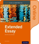 Image for Extended essay course book