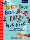 Image for Write Your Best Story Ever! Notebook