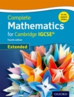 Image for Complete mathematics for Cambridge IGCSE: Student book (extended)