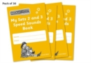 Image for Read Write Inc. Phonics: My Sets 2 and 3 Speed Sounds Book Pack of 30