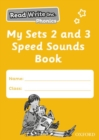 Image for Read Write Inc. Phonics: My Sets 2 and 3 Speed Sounds Book Pack of 5