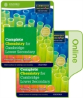 Image for Complete Chemistry for Cambridge Lower Secondary : Print and Online Student Book