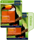 Image for Complete Biology for Cambridge Lower Secondary : Print and Online Student Book
