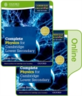 Image for Complete Physics for Cambridge Lower Secondary : Online Student Book