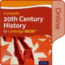 Image for Complete 20th Century History for Cambridge IGCSE : Online Student Book