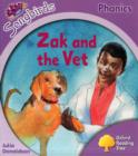 Image for Oxford Reading Tree Songbirds Phonics: Level 1+: Zak and the Vet