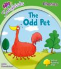 Image for Oxford Reading Tree Songbirds Phonics: Level 2: The Odd Pet
