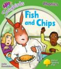 Image for Oxford Reading Tree Songbirds Phonics: Level 2: Fish and Chips