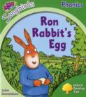 Image for Oxford Reading Tree: Level 2: More Songbirds Phonics : Ron Rabbit's Egg