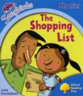 Image for Oxford Reading Tree Songbirds Phonics: Level 3: The Shopping List