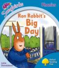 Image for Oxford Reading Tree: Level 3: More Songbirds Phonics : Ron Rabbit's Big Day