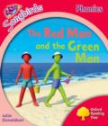 Image for Oxford Reading Tree: Level 4: More Songbirds Phonics : The Red Man and the Green Man