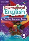 Image for Oxford international English5,: Teacher resource book