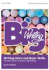 Image for Big Writing: Writing Voice & Basic Skills : The class teacher's guide to Big Writing