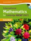 Image for International mathematics for Cambridge IGCSE