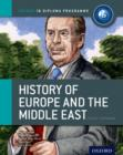 Image for IB History of Europe and the Middle East Course Book: Oxford IB Diploma Programme