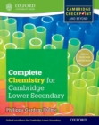 Image for Complete chemistry for Cambridge secondary 1