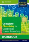 Image for Complete Chemistry for Cambridge Lower Secondary Workbook (First Edition)