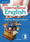 Image for Oxford international primary English: Teacher resource book 3