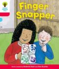 Image for Oxford Reading Tree: Decode and Develop More A Level 4 : Finger Snap