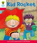 Image for Oxford Reading Tree: Decode and Develop More A Level 4 : Kid Rocket
