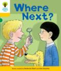 Image for Oxford Reading Tree: Decode and Develop More A Level 5 : Where Next?